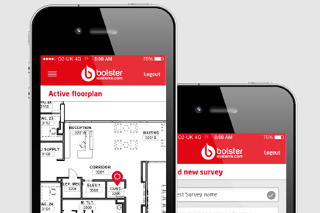 Bolster - The complete surveying and management system