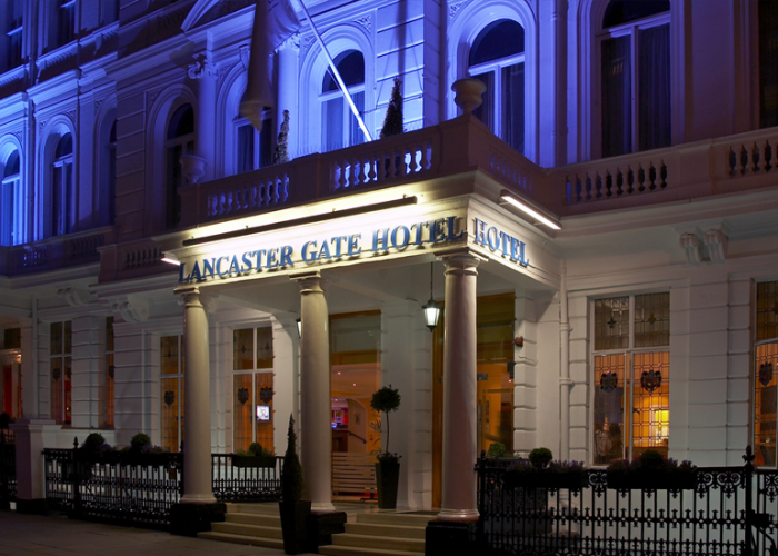 Lancaster Gate Hotel, London, ATE Fire