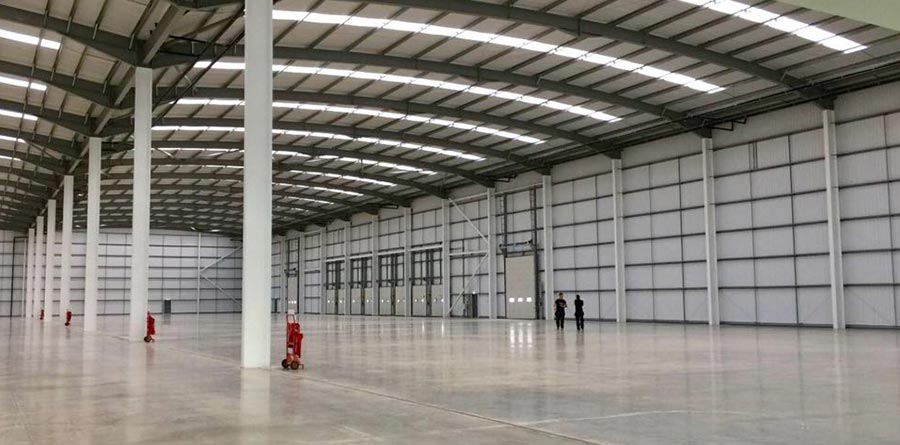Structural Steel Protection, Essex, London, UK