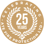 ATE Fire Protection Ltd - Celebrating 25 Years