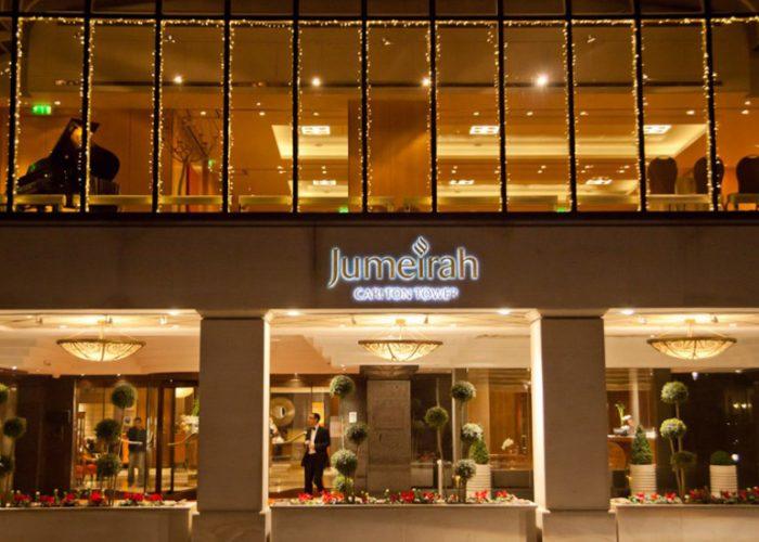 Jeremiah Carlton Hotel