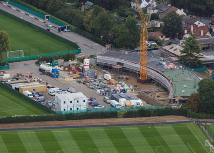 Tottenham New Training ground Enfield